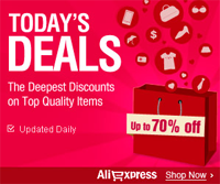 Today's Deals on AliExpress